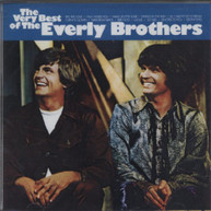 EVERLY BROTHERS - VERY BEST CD