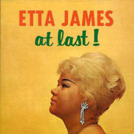 ETTA JAMES - AT LAST CD