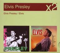 ELVIS PRESLEY - ELVIS PRESLEY ELVIS (IMPORT) CD