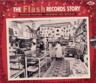 FLASH RECORDS STORY VARIOUS - FLASH RECORDS STORY VARIOUS (UK) CD