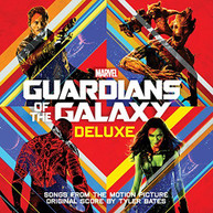 GUARDIANS OF THE GALAXY / SOUNDTRACK (DLX) CD