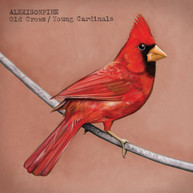 ALEXISONFIRE - OLD CROWS YOUNG CARDINALS (DIGIPAK) CD