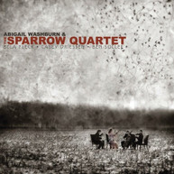 ABIGAIL WASHBURN & THE SPARROW QUARTET - ABIGAIL WASHBURN & THE SPARROW CD
