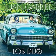 JUAN GABRIEL - LOS DUO 2 (+DVD) CD
