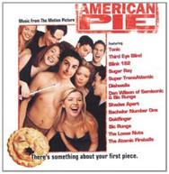 AMERICAN PIE SOUNDTRACK (IMPORT) CD