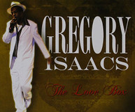 GREGORY ISAACS - LOVE BOX CD