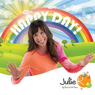 JULIE K. - HAPPY DAY CD