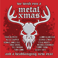 METAL XMAS VARIOUS (SPECIAL) CD
