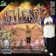 SILENT - SILENT NIGHT CD