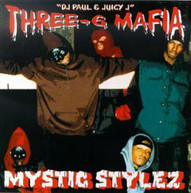 THREE 6 MAFIA (TRIPLE SIX MAFIA) - MYSTIC STYLEZ CD