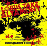 LORDS OF ALTAMONT - LORDS TAKE ALTAMONT CD