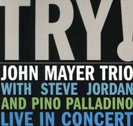 JOHN MAYER - TRY CD