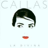 MARIA CALLAS - LA DIVINA CD