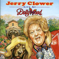 JERRY CLOWER - LIVE AT DOLLYWOOD CD