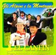 EL CANFIN - GLI ALPINI E LA MONTAGNA CD