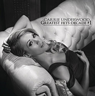CARRIE UNDERWOOD - GREATEST HITS: DECADE #1 CD