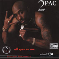 2PAC - ALL EYEZ ON ME CD