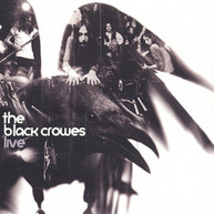 BLACK CROWES - LIVE CD