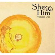 SHE & HIM - VOLUME ONE / CD