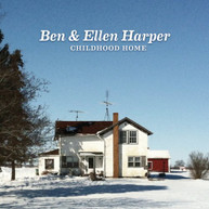 BEN HARPER ELLEN HARPER - CHILDHOOD HOME CD