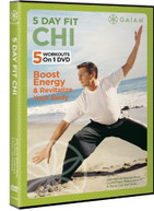 5 DAY FIT CHI DVD