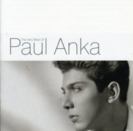 PAUL ANKA - VERY BEST OF PAUL ANKA CD