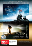 FLAGS OF OUR FATHERS / LETTERS FROM IWO JIMA (CLINT EASTWOOD) (2006) DVD