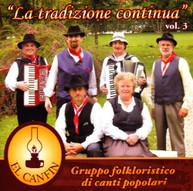 EL CANFIN - LA TRADIZIONE CONTINUA CD