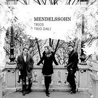 MENDELSSOHN BACH TRIO DALI - PIANO TRIOS - PIANO TRIOS - CHORALE CD