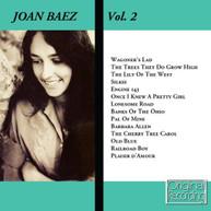 JOAN BAEZ - VOLUME 2 CD