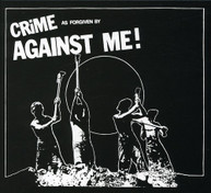 AGAINST ME - CRIME AS FORGIVEN BY AGAINST ME CD