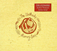UNTHANKS - ARCHIVE TREASURES (2005-2015) CD