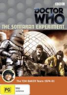 DOCTOR WHO: THE SONTERAN EXPERIMENT (1975) DVD