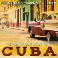 ARSENIO MARCOS GUTIERREZ - MOST POPULAR SONGS FROM CUBA CD