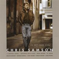 CHRIS SAMSON - IN MY OWN TIME CD