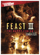 FEAST 3: THE HAPPY FINISH (WS) DVD