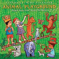 PUTUMAYO KIDS PRESENTS - ANIMAL PLAYGROUND CD