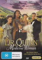 DR. QUINN MEDICINE WOMAN: SEASON 3 (1995) DVD