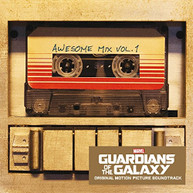 VARIOUS ARTISTS - GUARDIANS OF THE GALAXY: AWESOME MIX VOL. 1 CD