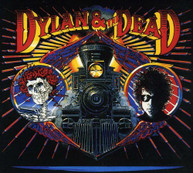 BOB DYLAN - DYLAN & THE DEAD CD