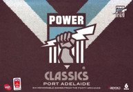 AFL: CLASSICS - PORT ADELAIDE DVD