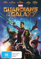 GUARDIANS OF THE GALAXY (2014) DVD