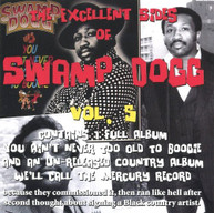 SWAMP DOGG - EXCELLENT SIDES OF SWAMP DOGG 5 CD