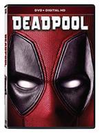 DEADPOOL DVD