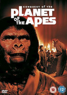 CONQUEST OF PLANET OF THE APES (UK) DVD