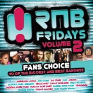 VARIOUS ARTISTS - RNB FRIDAYS VOL. 2 CD