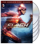FLASH: THE COMPLETE FIRST SEASON (5PC) / DVD