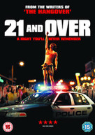 21 AND OVER (UK) DVD