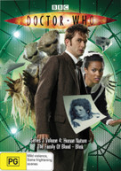 DOCTOR WHO: SERIES 3 -  VOLUME 4 (2007) DVD
