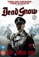DEAD SNOW (UK) DVD